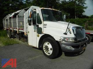 2009 International Navistar DuraStar 4300 Recycling Truck