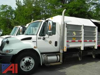 **5% BP** 2015 International Navistar DuraStar 4300 Recycling Truck