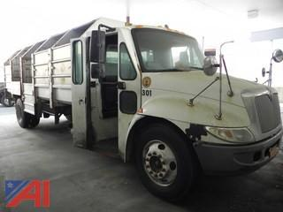 2006 International Navistar 4200 Recycling Truck