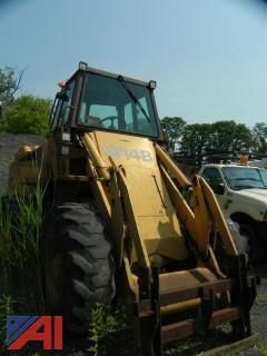 1987 Case W14B Articulated Loader