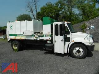 2006 International 4200 LP Recycling Truck