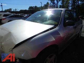 2000 Chevrolet Cavalier 4 Door