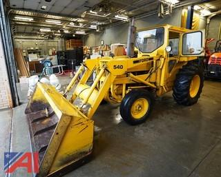 1980 Ford 540 Tractor Loader