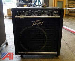 Peavey #KB/A 300 Guitar Amplifier