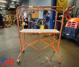 Scaffold Style Work Stand