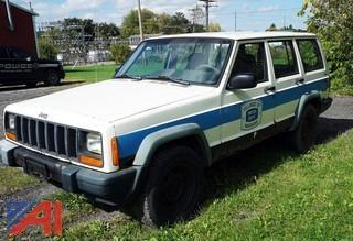 1998 Jeep Cherokee 4 Door 4x4 SUV