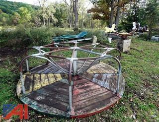 (3) Pc Playground Equipment