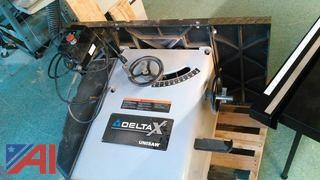 Delta Unisaw Tablesaw