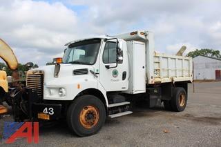 **Lot Updated** 2009 Freightliner M2106 Dump Truck