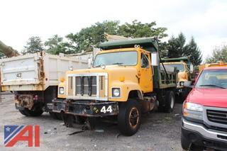 1994 International 2554 Navistar Dump Truck