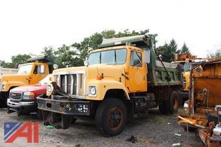 1995 International 2554 Dump Truck