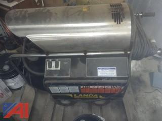 Landa Electric Hot Water Power Washer