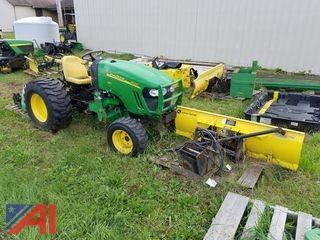 2007 John Deere 2520 Tractor