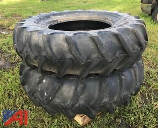 (2) Goodyear Agriculture Tires
