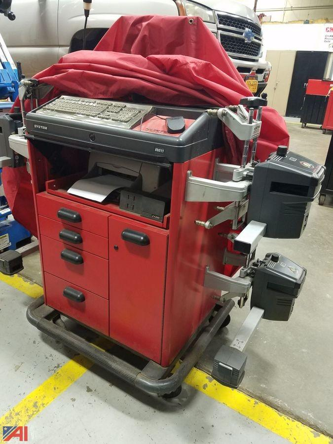 Hunter Alignment Rack >> Auctions International Auction Wswhe Boces Ny 15685 Item