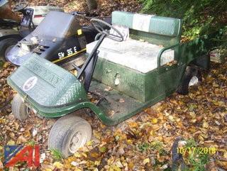 Cushman Utility Cart