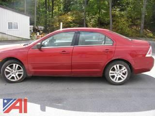2006 Ford Fusion 4 Door