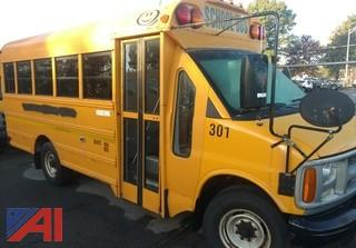 2001 Chevrolet Express 3500 School Bus