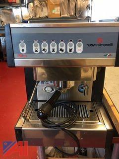 Nuova Simonelli 1 Group Espresso Machine