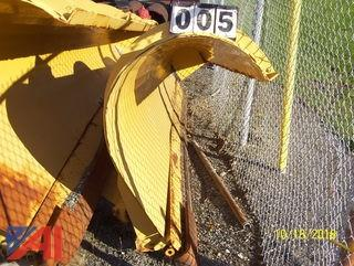 Baker/Flink 11' Right Hand One Way Plow