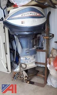 Evinrude Starflite Boat Motor