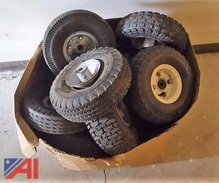 (2) Boxes of Assorted Tires