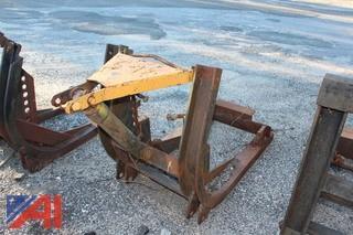Steel Plow Attachment