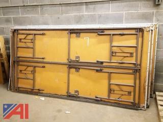 (6) Platform Riser Tables