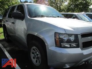 2014 Chevrolet Tahoe SUV