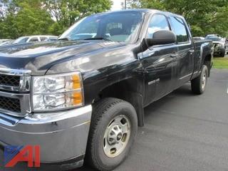 2013 Chevrolet Silverado 2500 Pickup Truck