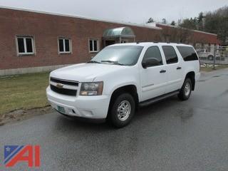 2007 Chevrolet Suburban SUV
