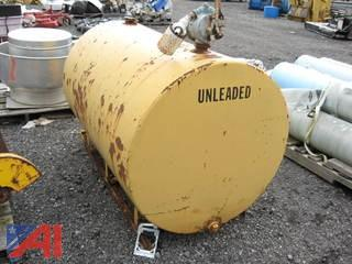 Fuel Tank on Skids
