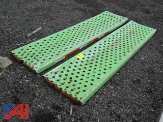 (2) Aluminum Ramps