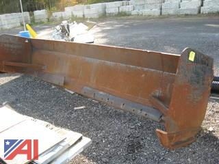 Linville Loader Snow Push Blade