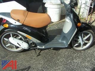 Piaggio Liberty 3000 Scooter