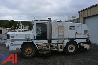 1995 Athey Mobil M-8A Street Sweeper