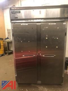 Continental 2 Door Commercial Cooler