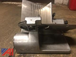 Hobart Commercial Slicer