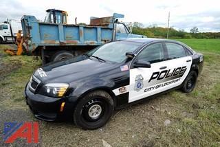 2012 Chevy Caprice 4 Door/Police Interceptor/26