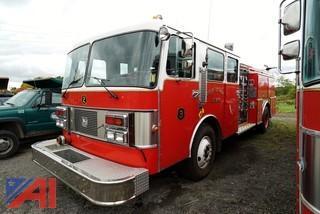 1988 Pemfab Imperial/Eagle Eagle Cab Over Fire Engine/102