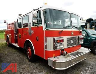 1988 Pemfab Imperial/Eagle Cab Over Fire Engine/103