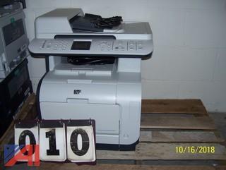HP Color Lazer Jet Copier