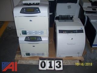 HP Lazer Jet Copiers