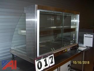 Hatco Glo-Ray Heated Display
