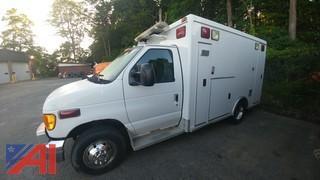 2005 Ford E350 SD Ambulance