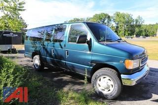 2000 Ford Econoline Van