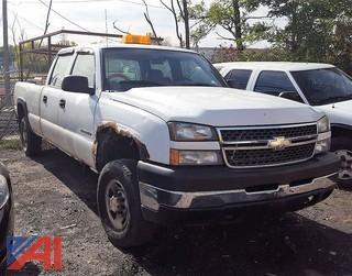 **Lot Updated** 2005 Chevrolet Silverado 2500HD Pickup Truck