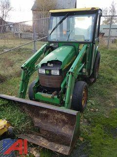 John Deere 4310 Tractor