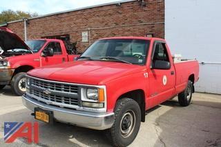 1998 Chevrolet C/K 2500 Pickup