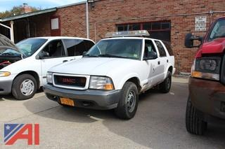 1998 GMC Jimmy SUV